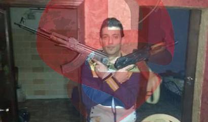753d3a340c0eb خاص  بالصور والفيديو من تجار الارهاب الى تجار المخدرات الجيش يداهم في  الضاحية
