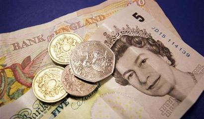 الجنيه الاسترليني في أعلى مستوياته مقابل الدولار في شهرين