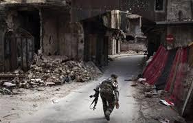 إشتباكات في جوبر بين الجيش السوري ومسلحين