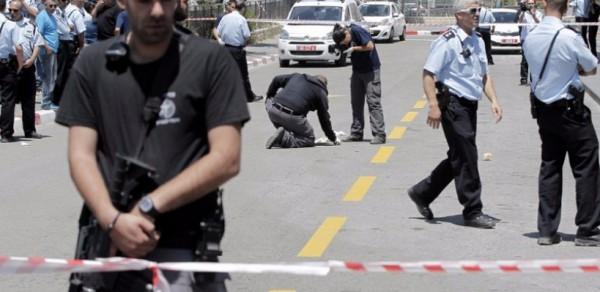 مقتل فلسطيني نفذ عملية الطعن في باب نابلس بالقدس