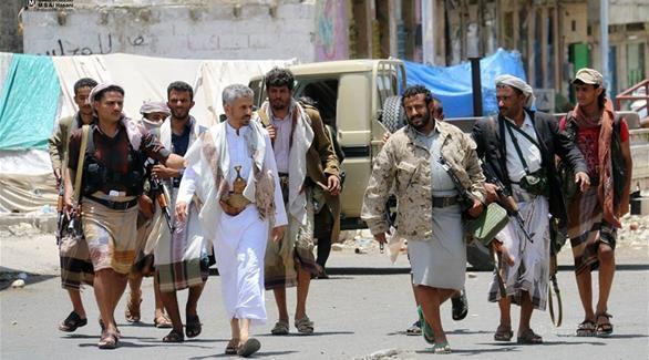 9bb3b188f2fc6 فرار مئات السجناء بعد فتح الحوثيين لبوابة السجن المركزي في تعز ...