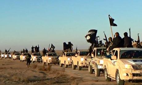 داعش يزرع ألغاما ومتفجرات في تدمر
