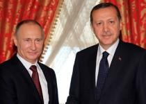 الرئيسان اردوغان وبوتين خلال لقاء سابق جمع بينهما في اسطنبول