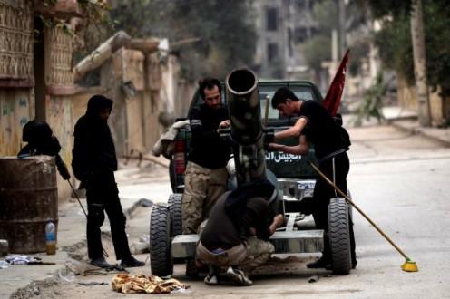 """أكبر تشكيلات """"الحر"""" في درعا: فخر صناعة """"العمرة"""" السعودية"""