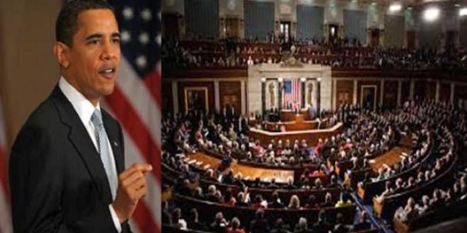 مجلس النواب يصوت ضد أوباما بشأن إتفاق للتبادل الحر