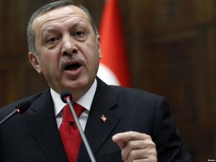 أردوغان: سحب قواتنا من العراق ليس في الوارد