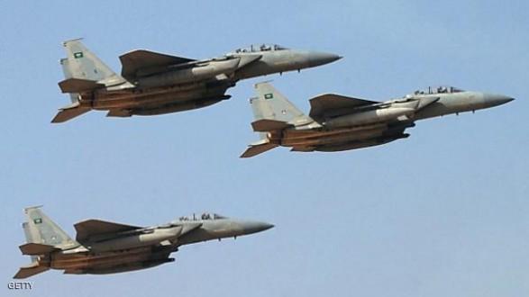 السعودية تشنّ أكثر من مئة غارة على عدن