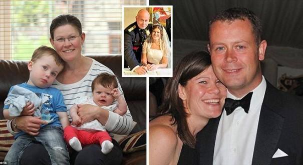 بريطانية تنجب طفلين من زوجها بعد سنتين من وفاته