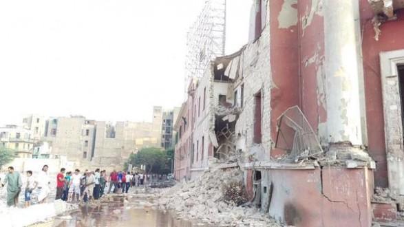 f8504fda60848 قتيل و5 جرحى في إنفجار قرب القنصلية الإيطالية في القاهرة + صور ...