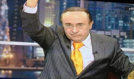 """الإعدام لإعلامي قناة """"الجزيرة"""" فيصل القاسم!"""