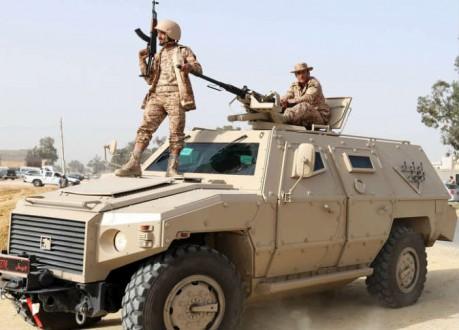 مقتل أربعة من الجيش المصري في انفجار استهدفهم شمال سيناء