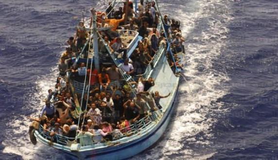 6 قتلى لدى غرق سفينة تنقل مهاجرين سوريين قبالة تركيا