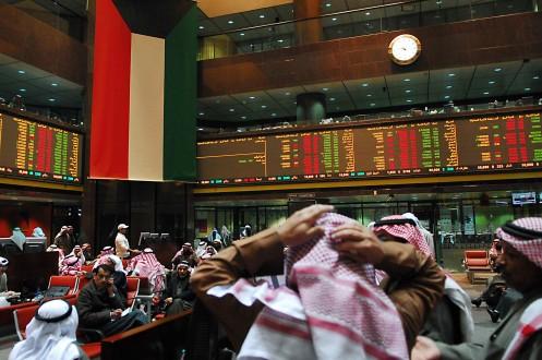 إرتفاع مؤشر بورصة الكويت