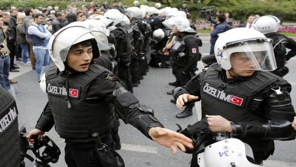 مقتل شرطيين تركيين برصاص مسلحي حزب العمال الكردستاني