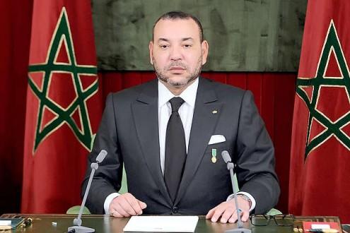 ملك المغرب يدعو الى مواجهة الاوضاع الصعبة في المناطق المعزولة