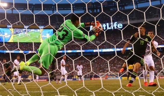الكأس الذهبية 2015: المكسيك وبنما تكملان عقد نصف النهائي