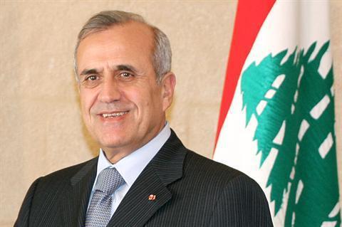 سليمان: مفهوم لبنان كله مبني على الحوار والأولية لإنتخاب الرئيس