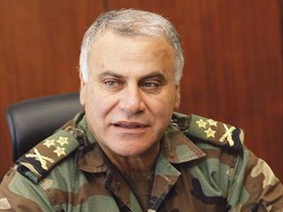قهوجي إستقبل الوزير السابق حسان دياب وتناولا الاوضاع العامة