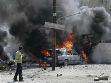 إنفجار كبير في مدينة الصدر العراقية، وداعش تتبنّى
