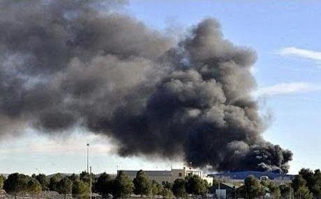 سبعة قتلى اثر تحطم طائرة خلال عرض للطيران في بريطانيا