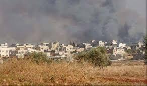 الجماعات المسلحة تقصف بلدتي الفوعا وكفريا بعشرات الصواريخ