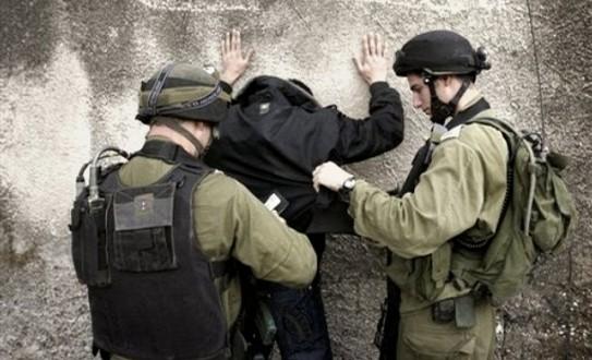 اسرائيل تعتقل 4 فلسطينيين بتهمة التخطيط لشن هجوم