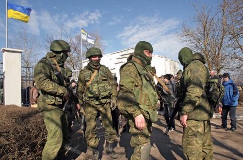 مقتل 4 جنود ومدني شرق أوكرانيا