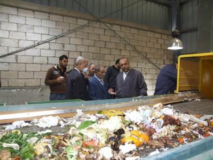 بلدية بعلبك توقع عقداً لاطلاق معمل فرز النفايات