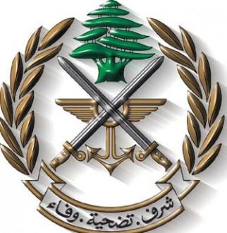 الجيش اللبناني ينفذ إجراءات أمنية مشددة عند مداخل بيروت