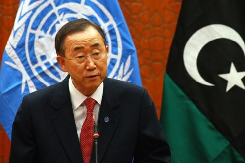 الأمم المتحدة تنظم جولة محادثات ليبية الاثنين القادم