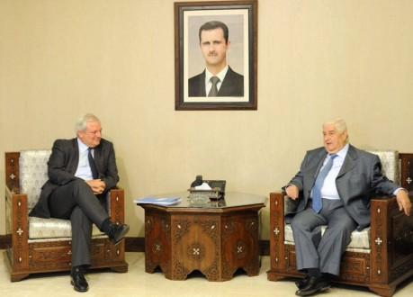 مدير العمليات الإنسانية في الأمم المتحدة في دمشق لتقييم الإحتياجات