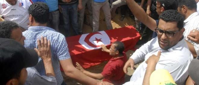 مقتل عسكريَّين بانفجار لغم في تونس