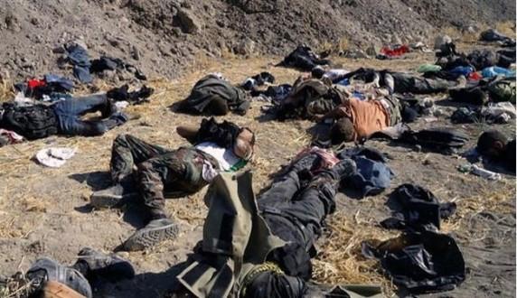 خاص ملحق: اسماء قتلى المجموعات المسلحة في معارك سهل الغاب وريف ادلب