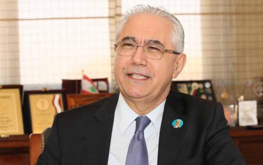 حوري : لا مبادرة رئاسية والعناصر لم تكتمل لإطلاقها
