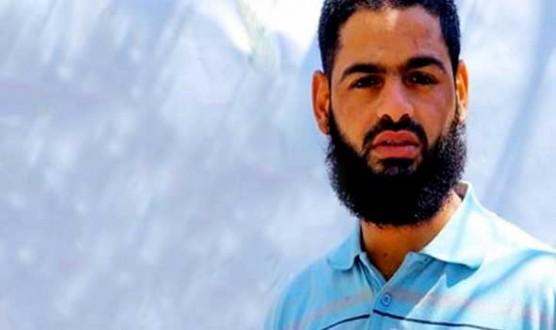 6c35c4e7a2675 الأسير الفلسطيني محمد علان المضرب المضرب عن الطعام نقل إلى المستشفى