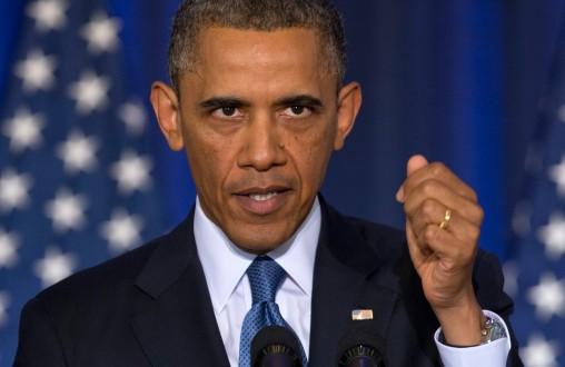 أوباما: لا يمكننا أن نترك العالم خلفنا ونتقدم