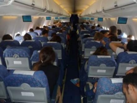 رحلة طيران يابانية تهبط إضطراريًّا بسبب محاولة إغتصاب