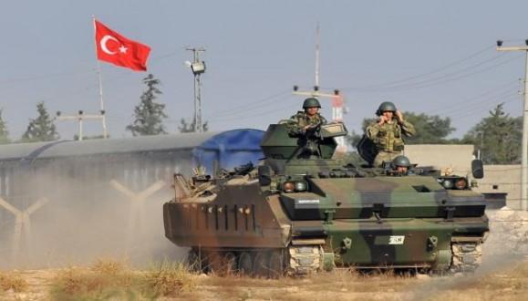 فرار 150 من قادة المجموعات المسلحة المنتشرة في ارياف حماة وادلب وحلب الى تركيا