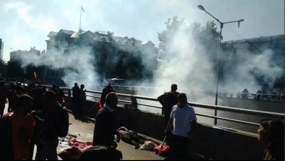 تركيا: مقتل 86 شخصًا وإصابة 186 آخرين في تفجير أنقرة
