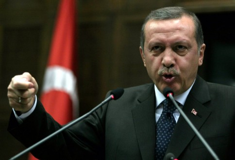 أردوغان: ليس هناك صراع مع روسيا