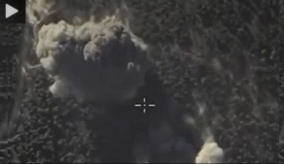 """وول ستريت جورنال: المقاتلات الروسية تستهدف مواقع مدعومة من """"سي آي ايه"""""""