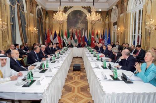 الجولة القادمة في فيينا تعقد الأسبوع المقبل وبمشاركة وفدين من الحكومة السورية والمعارضة