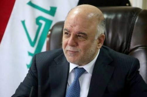 العبادي: لا مانع من تزويد التحالف الرباعي العراق بالسلاح لمحاربة داعش