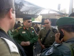 ضباط إسرائيليون التقوا مساء أمس مسؤولين في أجهزة الأمن الفلسطينية