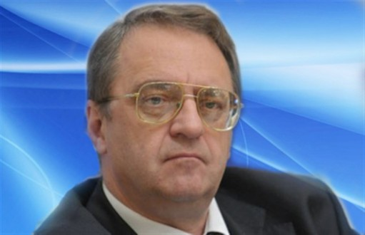 بوغدانوف في باريس لإجراء اتصالات في شأن سوريا