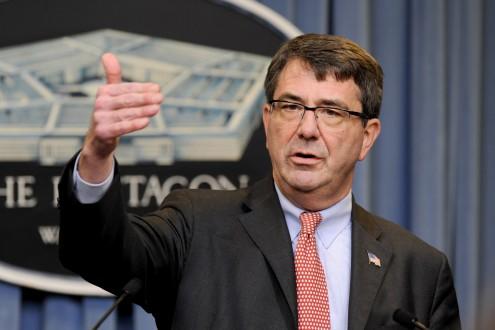 """كارتر: القوات الاميركية الخاصة تشارك مباشرة في الهجمات ضد """"داعش"""""""