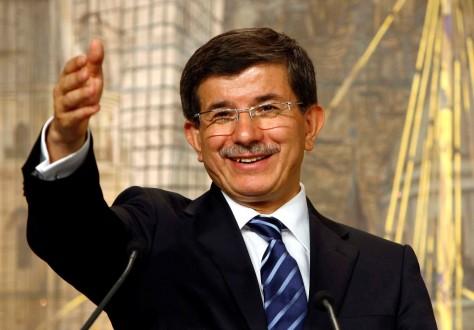 الحكومة التركية الجديدة برئاسة أحمد داود أوغلو تنال ثقة البرلمان التركي