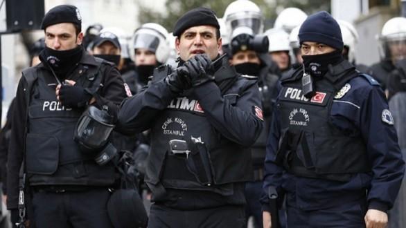 الشرطة التركية تعتقل 23 كردياً في ديار بكر