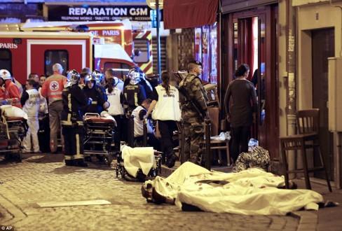 20 أجنبيًّا قضوا في إعتداءات باريس