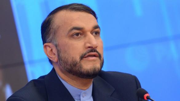 عبد اللهيان: في فيينا ٢ لم نسمح بالحديث عن الأسد الرئيس الشرعي لسوريا